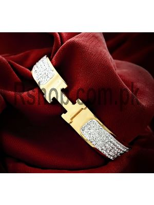 Hermes Golden Bracelet Price in Pakistan