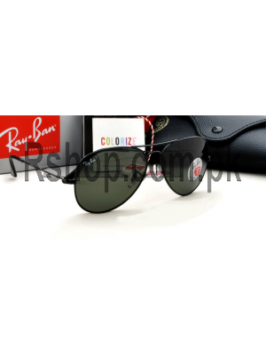 Ray Ban Large Metal Aviator Rb3026 Polarized Sunglasses  Price in Pakistan