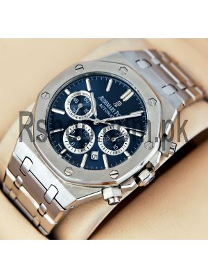 Audemars Piguet Royal Oak Offshore Chronograph Blue Dial Watch Price in Pakistan