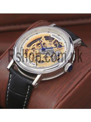 Breguet 3658 Skeleton Dial Watch Price in Pakistan