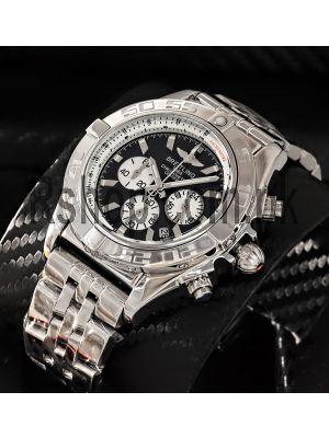 Breitling 1884 Chronometre Black Dial Watch Price in Pakistan