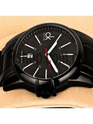 Calvin Klein Black Dial Watch Price in Pakistan