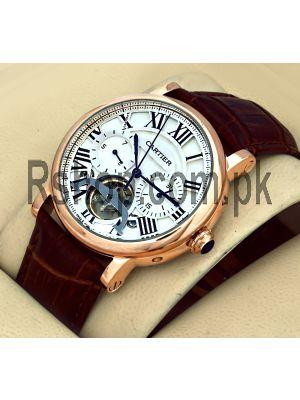 Cartier Calibre de Cartier Tourbillon Watch Price in Pakistan