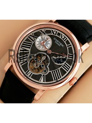 Cartier flying tourbillon Watch Price in Pakistan
