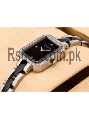 Chanel Black Dial Ladies Watch Price in Pakistan