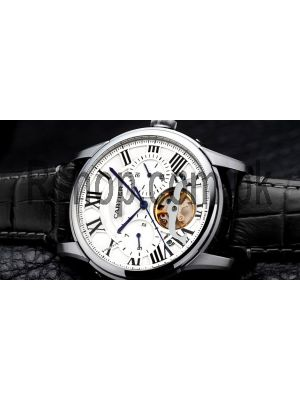 Cartier Rotonde de Cartier Tourbillon Chronograph Watch Price in Pakistan