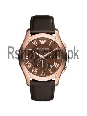 Emporio Armani Men's AR1701 Dress Brown Leather Watch Price in Pakistan
