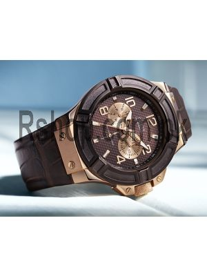 Guess Men'S Rigor Watch W0040G3 Price in Pakistan