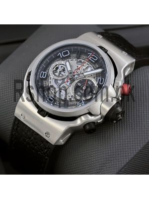 Hublot Classic Fusion Ferrari GT Titanium Watch Price in Pakistan