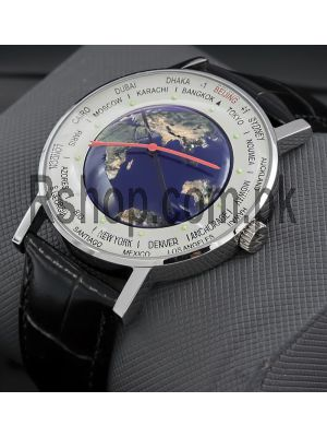 Jaeger-LeCoultre Geophysic Worldtime Watch Price in Pakistan