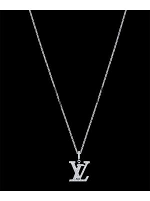 Louis Vuitton Idylle Blossom LV Pendant, Silver and diamond Price in Pakistan