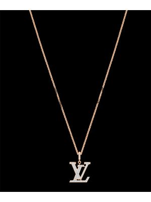 Louis Vuitton Idylle Blossom LV Pendant, Rose Gold and diamond Price in Pakistan