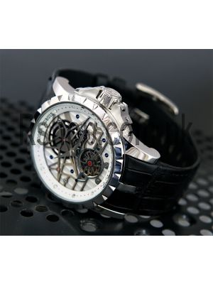Roger Dubuis Excalibur Flying Tourbillon Watch Price in Pakistan