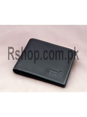 Mens Mont Blanc Replica Wallet For Sale Price in Pakistan