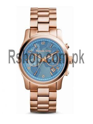 Michael Kors Hunger Stop 100 Rose Gold Watch Price in Pakistan