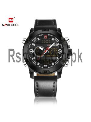 Naviforce Analog-Digital Black Dial Men's Watch-NF9097 Price in Pakistan