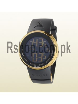 Gucci Digital Men's Black Watch Price in Pakistan