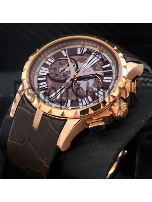 Roger Dubuis Excalibur Chronograph Watch Price in Pakistan