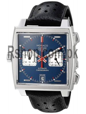 Tag Heuer Monaco Calibre 11 Chronograph Watch Price in Pakistan