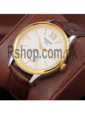 Tissot 1853 Classic Two Tone Watch Price in Pakistan