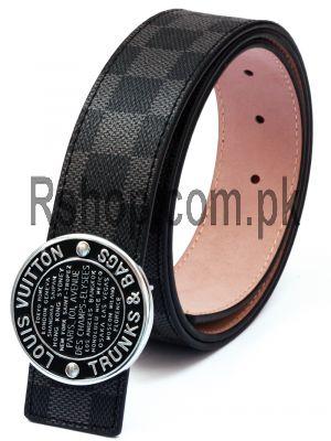 Louis Vuitton Grey Belt For Men Price in Pakistan